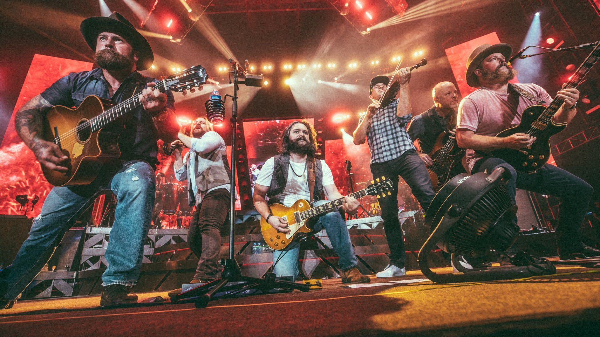 Zac Brown Band: The Comeback Tour presale password for early tickets in Burgettstown