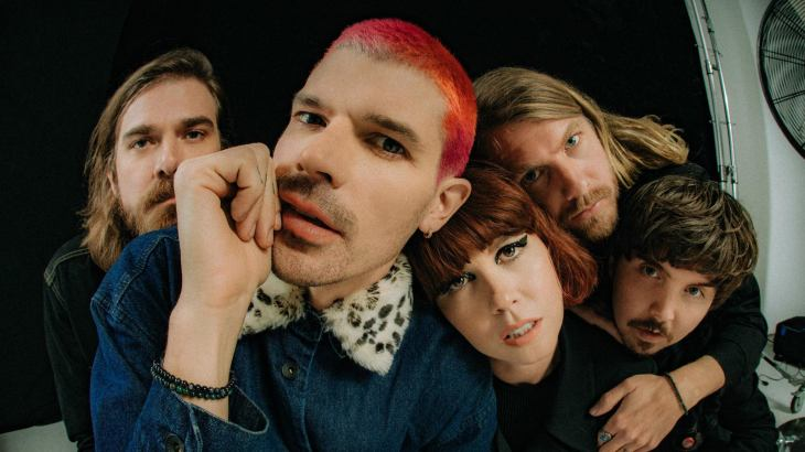Grouplove - Never Trust A Happy Song 10th Anniversary free pre-sale listing for performance tickets in Hollywood, CA (Hollywood Palladium)