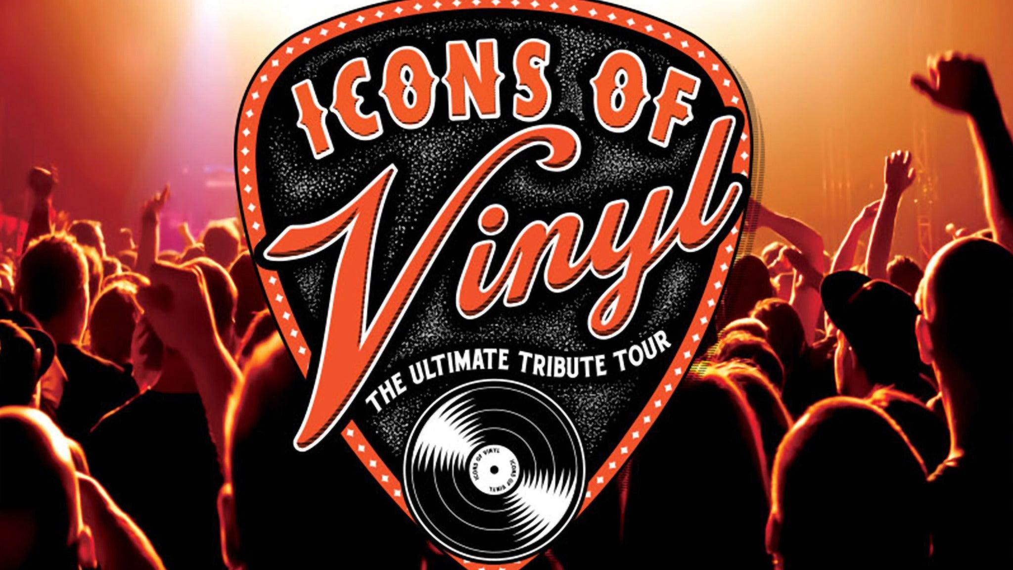 Icons Of Vinyl: Steely Dan, Tom Petty, Allman Brothers presale password