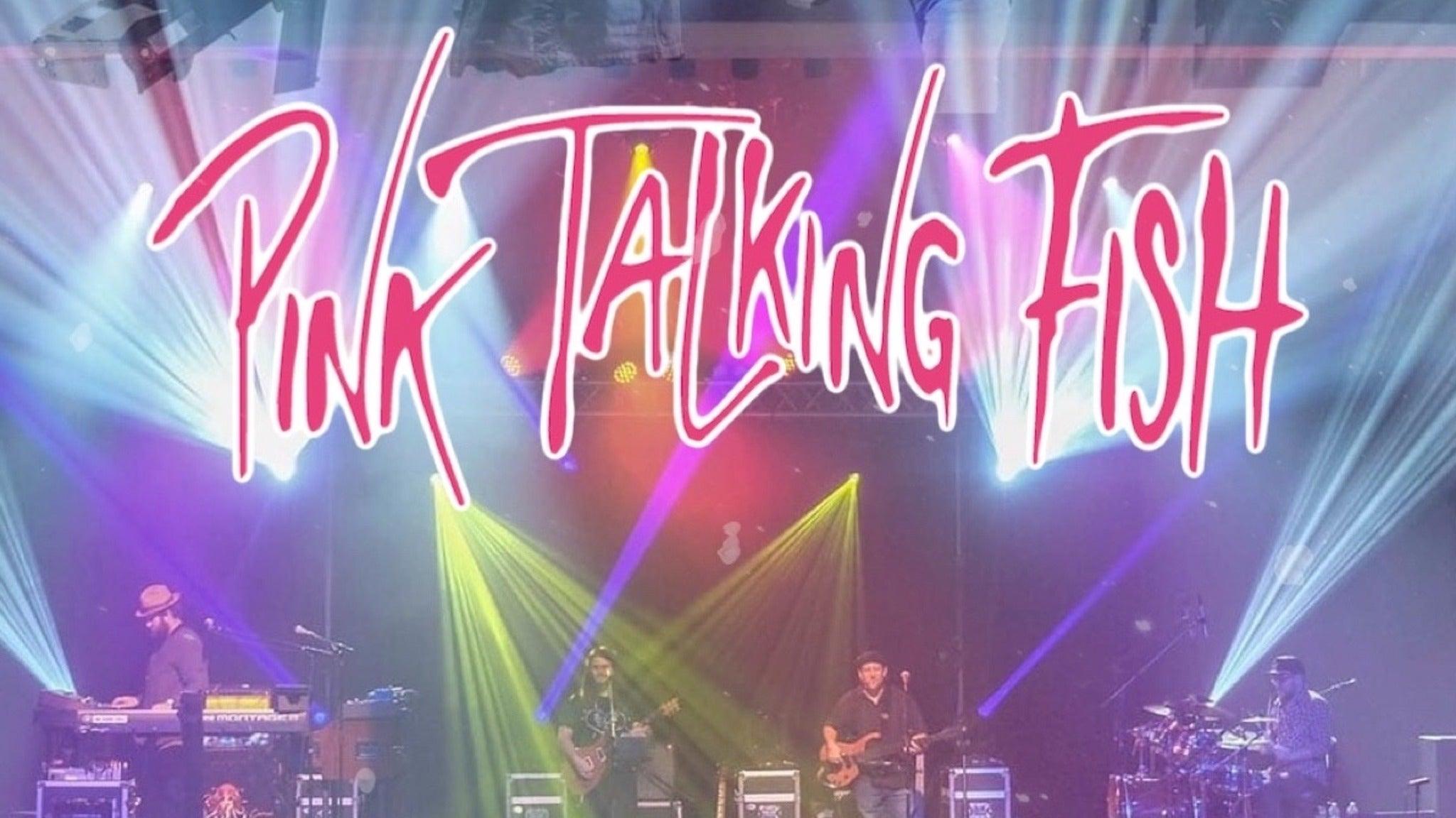 Pink Talking Fish pre-sale password for early tickets in Oak Bluffs