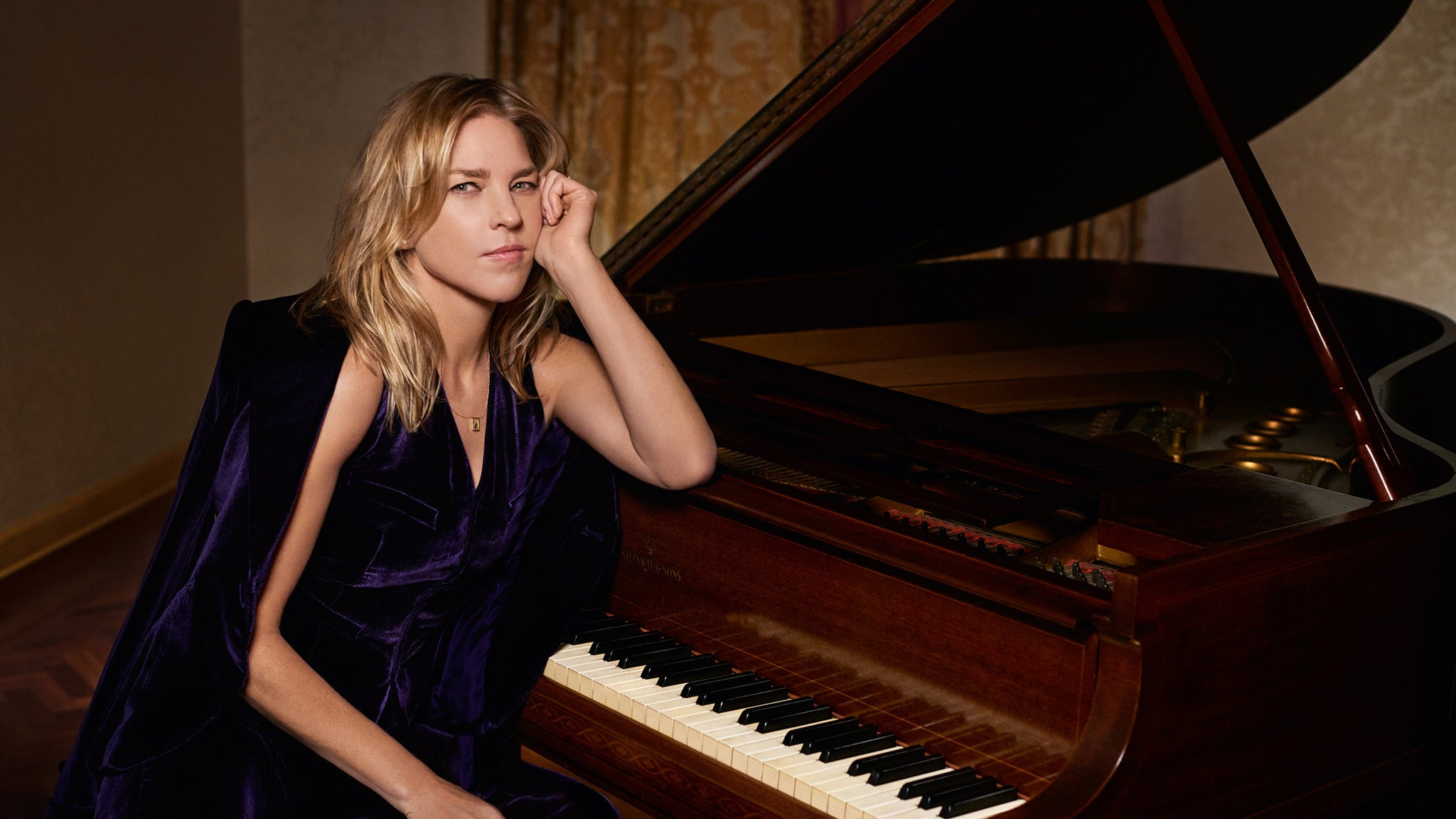 Diana Krall presale password for concert tickets in Chicago, IL (The Chicago Theatre)