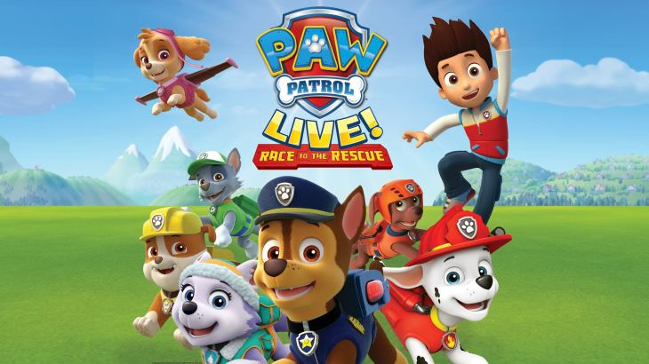 presale password for PAW Patrol Live!: Race to the Rescue tickets in St. Louis - MO (Stifel Theatre)