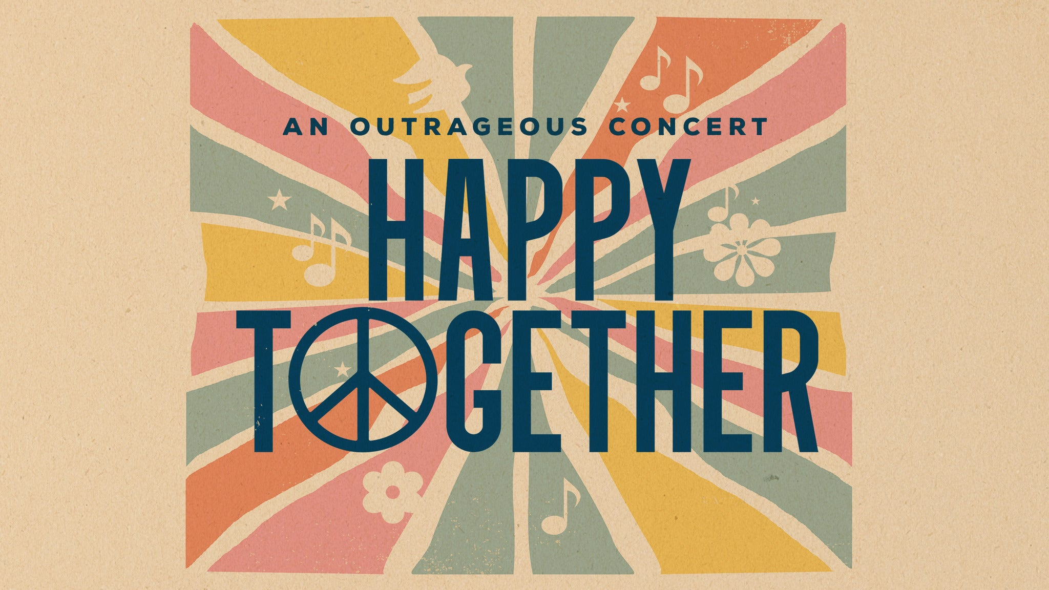 Happy Together Tour 2021 presale password for concert tickets in Rochester, NY (Kodak Center)