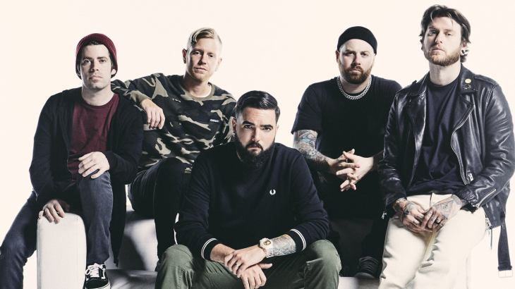 A  Day To Remember - The Re-entry Tour free presale password