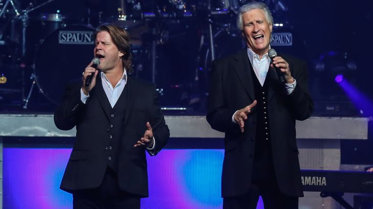 Righteous Brothers free presale code