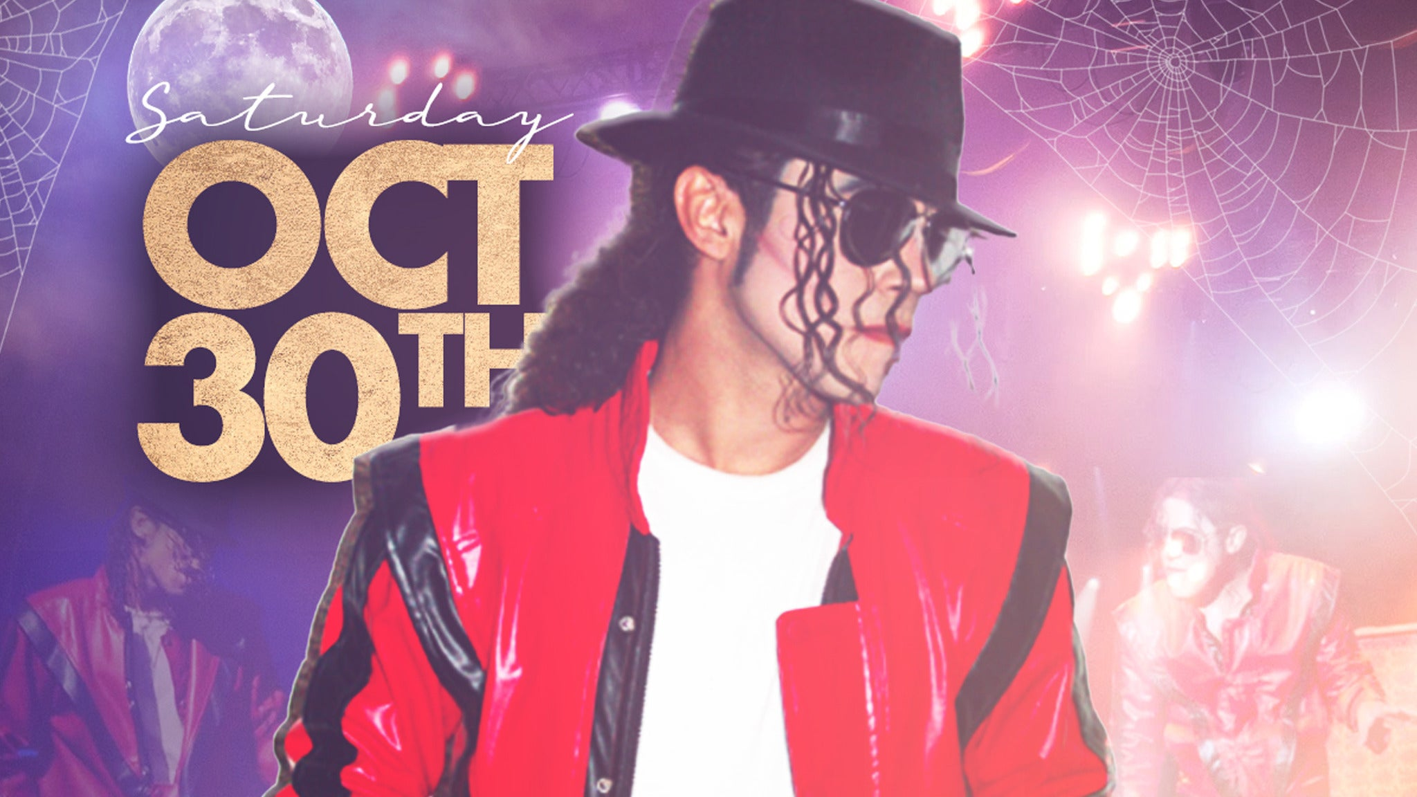 The MJ Experience: A Halloween Celebration of Thriller presale password for early tickets in Chesterfield