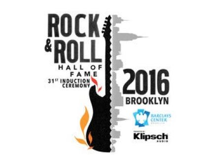 Rock And Roll Hall Of Fame Induction Ceremony April 8. 2016