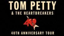 Tom Petty & The Heartbreakers presale passcode