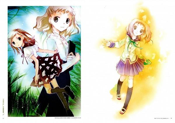 bungaku shoujo, review, takoyaki, character, light novel