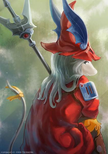 Freya Crescent Final Fantasy Ix Image 584756