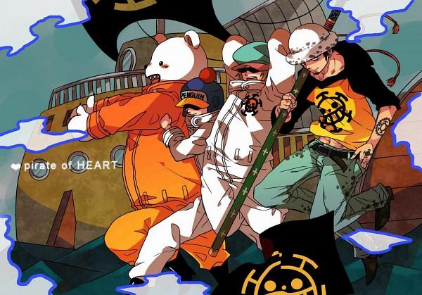 Heart Pirates ONE PIECE Image 451531 Zerochan Anime