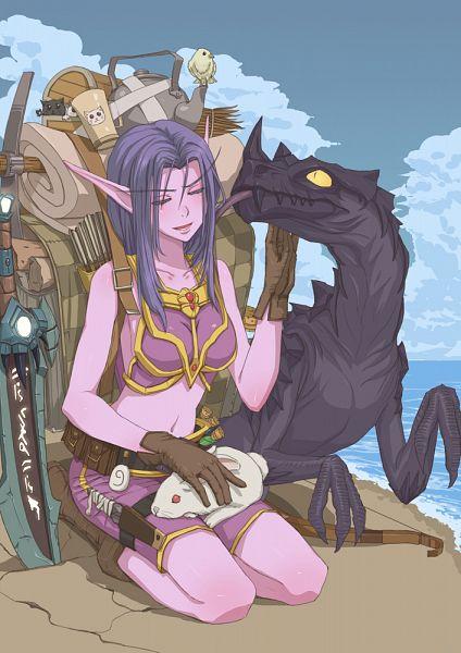Night Elf Warcraft Mobile Wallpaper 954831 Zerochan