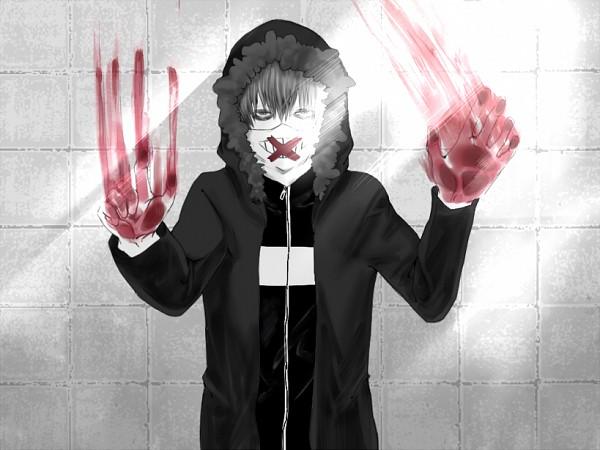 Badass Anime Psychopath Guy