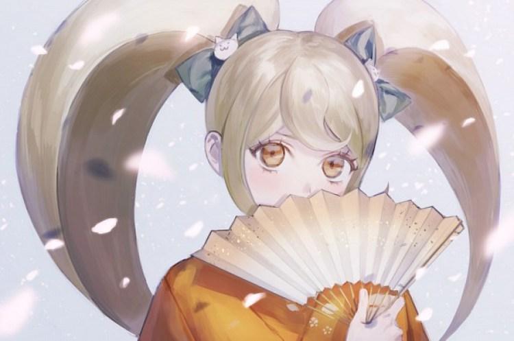 Tags: Anime, Pixiv Id 2062068, Super Danganronpa 2, Saionji Hiyoko, Fanart From Pixiv, Pixiv, Fanart