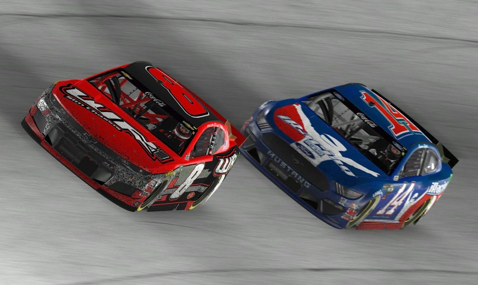 Video: eNASCAR iRacing Series Las Vegas Recap