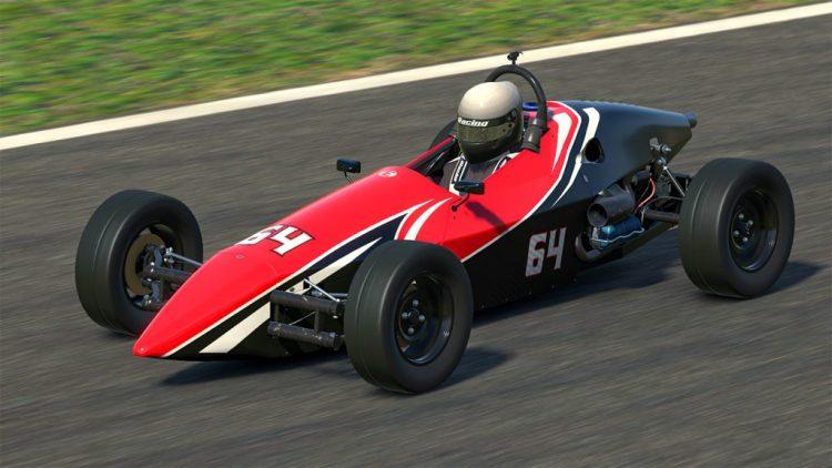 Formula Vee - iRacing.com | iRacing.com Motorsport Simulations