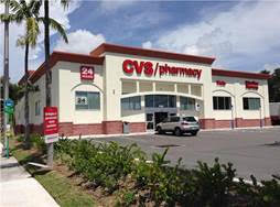CVS Pharrmacy store at 2393 Southwest 67 Avenue in West Miami