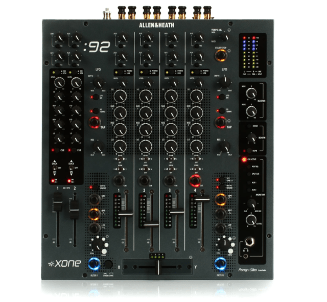 Xone:92 mixer