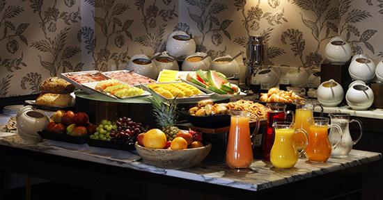 Breakfast Buffet Around Me