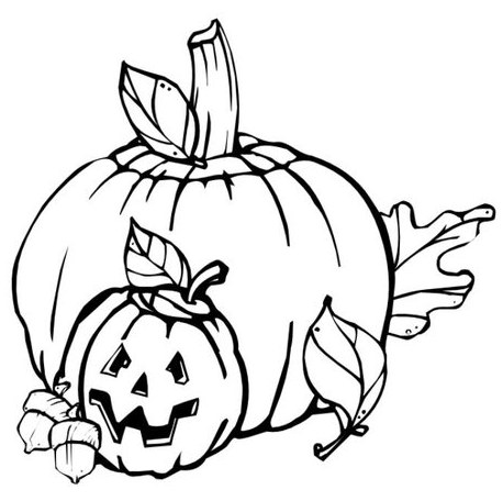 fall coloring pages to print toddlers preschoolers leaf