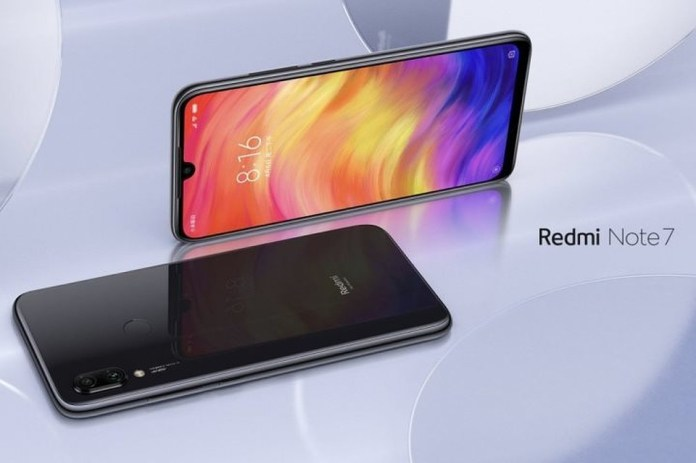 Xiaomi introduced a new Budget Redmi Note 7 smartphone