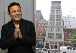 Elie Tahari and 88 University Place in Greenwich Village