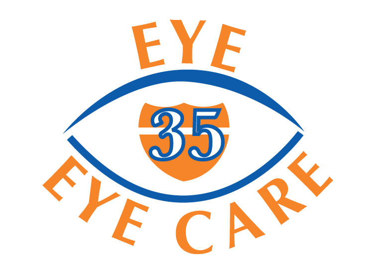 Eye 35 Eye Care Logo
