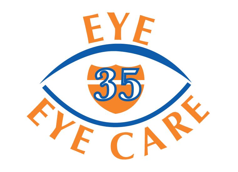 Eye 35 Eye Care Logo