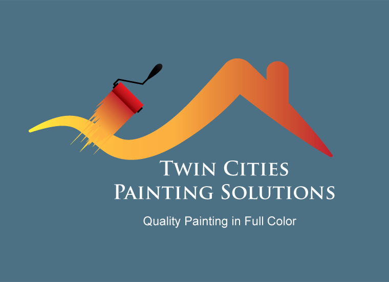 Twin Cities Painting Solutions Logo