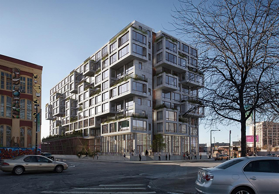 Rendering of 2222 Jackson Avenue in Long Island City (credit: ODA Architecture)