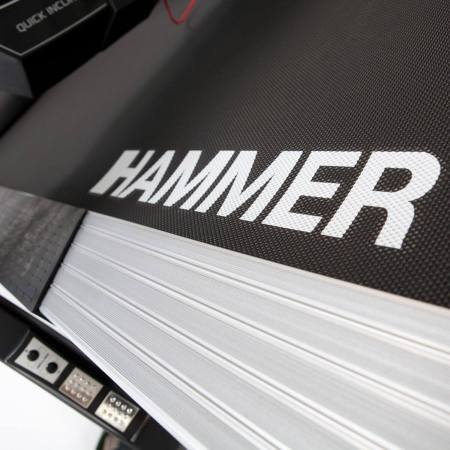 Banda alergare Hammer Light Runner LR16i, 1-16km/h