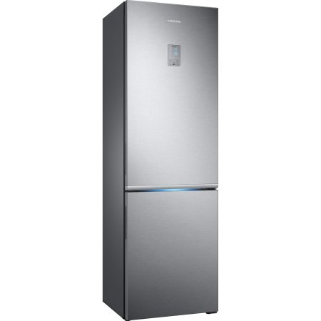 Combina frigorifica Samsung RB34K6032SS/EF, 344 l, Clasa A++, Full NoFrost, Compresor Digital Inverter, Display, H 191 cm, Inox