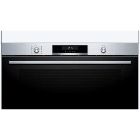 Cuptor incorporabil Bosch VBC5580S0, Electric, Display, Grill, Autocuratare catalitica, 85 l, Clasa energetica A+, Inox