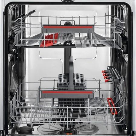 Masina de spalat vase AEG FFB53630ZW, 13 seturi, 5 programe, Clasa A+++, 60 cm, Alb