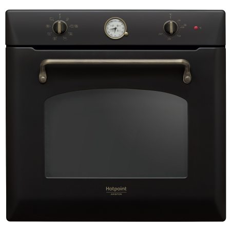 Cuptor incorporabil Hotpoint FIT 804 H AN, Electric, 73 l, Multifuntional, Hidroliza, Grill, Clasa A, Antracit