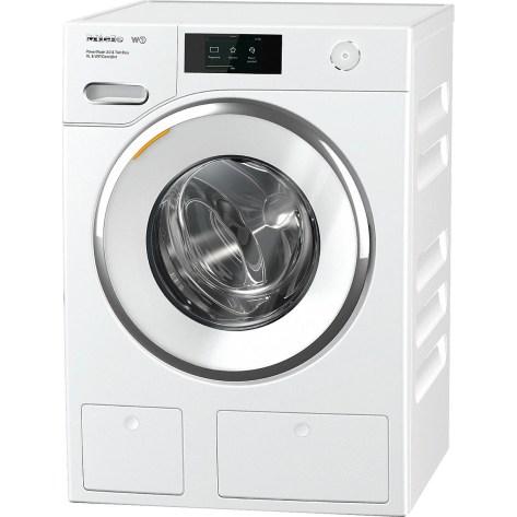 Masina de spalat rufe Miele WWR 860 PWS, 9kg, 1600 rpm, Control M Touch, Wifi Conn@ct, Pwash 2.0, TwinDos XL, Clasa A+++, Alb