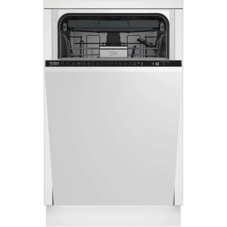 Masina de spalat vase incorporabila Beko DIS28120, 11 seturi, 8 programe, Clasa A++, Motor ProSmart Inverter, AquaIntense, 45 cm
