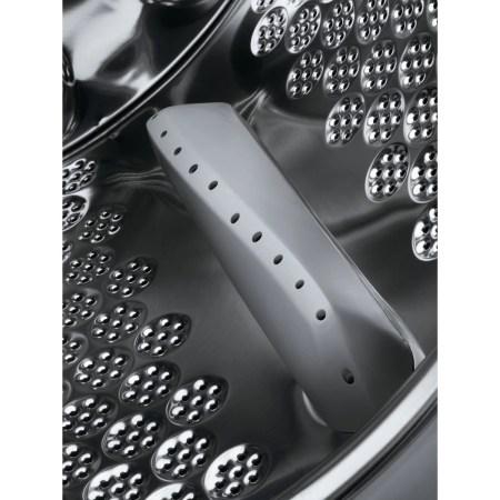 Masina de spalat rufe AEG L7FEE68S, 8 kg, 1600 RPM, Clasa A+++, Motor OKOInverter, Tehnologie ProSteam, Alb