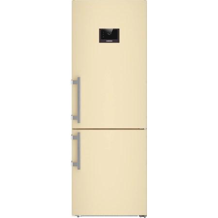 Combina frigorifica Liebherr Premium CBNPbe 5758, 381 l, NoFrost, BioFresh, DuoCooling, Clasa A++, Bej