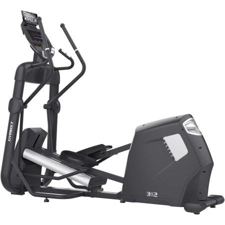 Bicicleta eliptica Kondition GYMOST BEL-E12, volanta 12 kg, rezistenta 20 niveluri, inclinare automata 18 niveluri