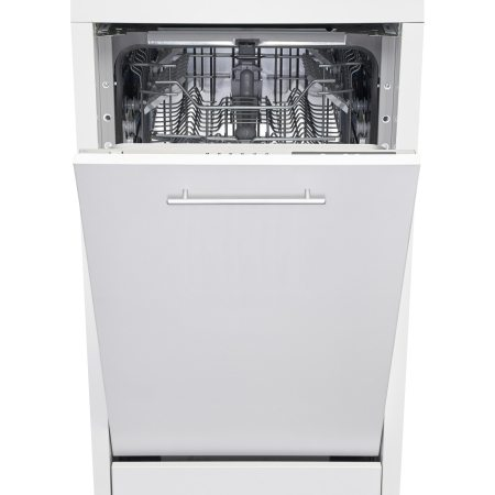 Masina de spalat vase incorporabila Heinner HDW-BI4506A++, 10 seturi, 6 programe, Clasa A++, Control electronic, Display LED, 45 cm