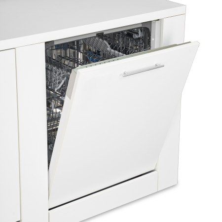 Masina de spalat vase incorporabila Heinner HDW-BI6082TA++, 12 seturi, 8 programe, Clasa A++, Touch Control, Display LED, 60 cm