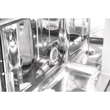 Masina de spalat vase Hotpoint HFO 3C21 W C X, 14 seturi, 9 programe, Clasa A++, Inox