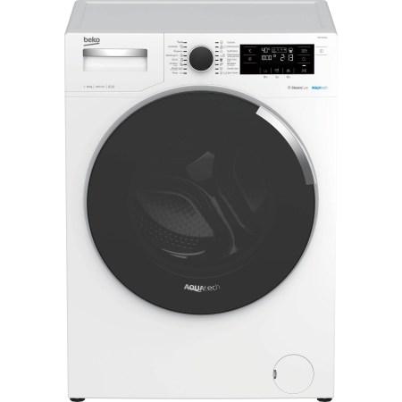 Masina de spalat rufe Beko WTE10744N, 10 kg, 1400 RPM, Clasa A+++, HomeWhiz, AquaTech, SteamCure, ADDGarment, Motor ProSmart Inverter, Alb
