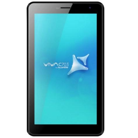 "Tableta Allview Viva C703, Quad Core, 7"", 1GB RAM, 8GB, Wi-Fi, Black"