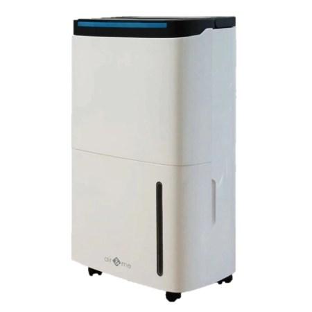 Dezumidificator Air&Me Rohan, 50 L/zi, WiFi, Aplicatie, Debit 360 mc/h, Timer, Higrostat, Pompa condens