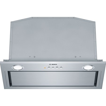 Hota incorporabila Bosch DHL585B, Putere de absorbtie 575 mc/h, 52 cm, Argintiu