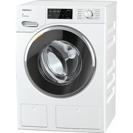 Masina de spalat rufe Miele WWG 660 WPS, 9kg, 1400 rpm, Clasa A+++, TwinDos, CapDosing, WiFiConn@ct, Alb