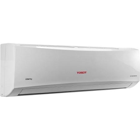 Aparat de aer conditionat TOSOT Liberty 9000 BTU Wi-Fi, Clasa A++, kit de instalare inclus, I Feel, TWH09QB-K6DND6I, alb