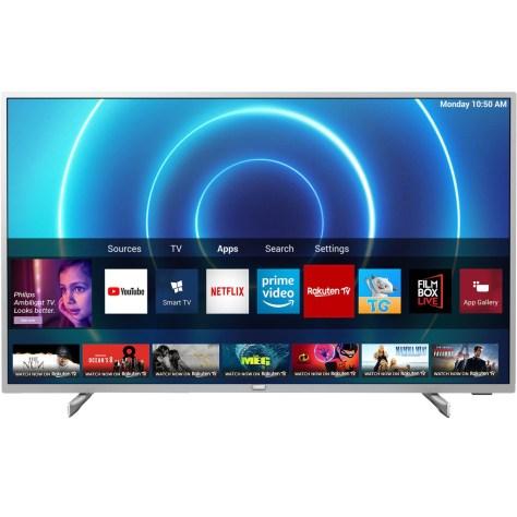 Televizor Philips 43PUS7555/12, 108 cm, Smart, 4K Ultra HD, LED, Clasa G